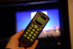 location matériel audiovisuel : télécommande